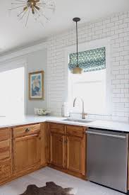 Updating A 90s Kitchen Without Painting Cabinets