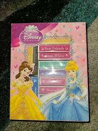 new disney princess my first library