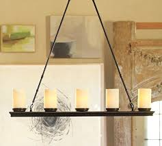 veranda linear chandelier pottery barn regarding amazing residence linear chandelier lighting remodel