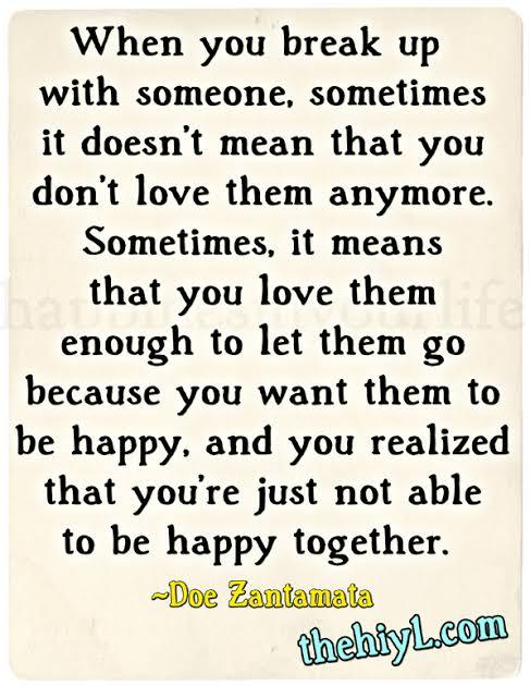 break up quotes for boyfriend