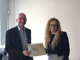 Executive Assistant Emilia Marchitto is our March Star of the Month    Camden and Islington NHS Foundation Trust