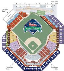 Phillies Field Seating Chart