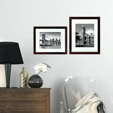 picture frames wall decor the home depot in x decorations . picture frames  wall ...