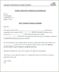 Transfer Order Template Transfer Letter Format For Bank Employee Transfer Order Letter