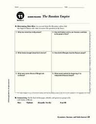 French And Russian Revolution Venn Diagram Russia Lesson Plans Worksheets Lesson Planet