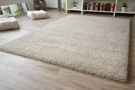 gy rug chamonix high pile soft cosy cream
