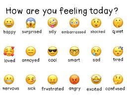 Feeling Identification Chart