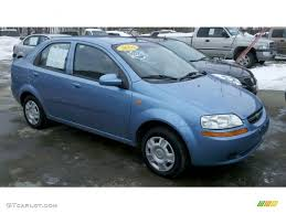 2004 Chevrolet Aveo sedan – pictures, information and specs - Auto ...