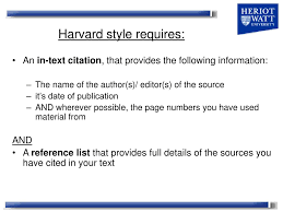 Ppt Citing And Referencing Powerpoint Presentation Id4743506
