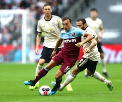 Ole gunnar solskjaer's side were edged out in the first leg of. West Ham 2 0 Man Utd As It Happened Marcus Rashford Injured As Hammers Win Comfortably Football Sport Express Co Uk