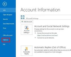 Create Outlook Signatures In Outlook 2016 2019 Exclaimer