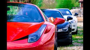 Supercars Pure Sound Ferrari Lamborghini Maserati Porsche And Many Other Cars Driving Hard Youtube