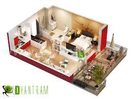 house plans with interior photos. 3D Floor Plans Interactive Design Studio Plan Interior Decor House With Photos C