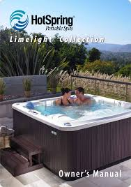 Pools Spas 2013 Limelight Owners Manual User