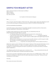 Request For Information Template Request For Information Letter Templates At