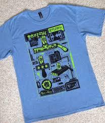 Loot Crate Shirt Size Chart Pin On Cool Shirts