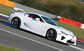 Orders for Lexus LFA Outstrip Planned Production Volume | Car and ...