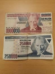 Es listet die gegenseitige umwandlung zwischen dem türkische lira und andere. Alte Turkische Lira Banknoten Kaufen Auf Ricardo