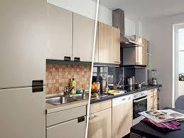 Küchenfronten Erneuern Alt Gegen Neu