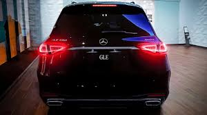 mercedes gle 2019 in beautiful details