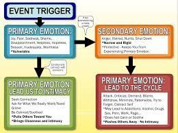 Image Result For Primary And Secondary Emotions Chart