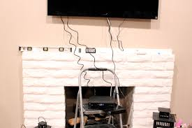 here s my design dilemma we were originally going to put the cable bo directly underneath the tv