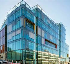 panel curtain wall metal and glass 1 john street by epr architects