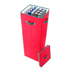 Gift Wrap Storage Box Container  Organizer43