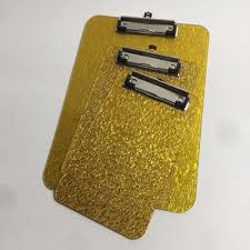 Designer Acrylic Clipboard Good Quality Plastic Office Clipboard Menu Holder Golden Color Acrylic Clipboard Buy Acrylic Clipboard Golden Clipboard Plastic Office Clipboard