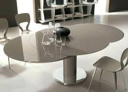 modern round kitchen tables small round glass dining tables large size of furniture circular glass dining