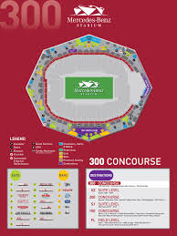 Atlanta United Seating Chart Mercedes Benz Stadium Guide Atlanta United Fc