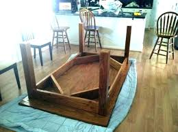 making a kitchen table kitchen table legs build your own kitchen table superb making a kitchen