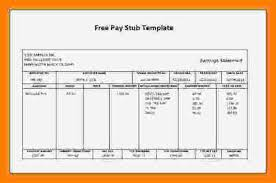 Check Stub Generator Free Direct Deposit Pay Stub Generator Free