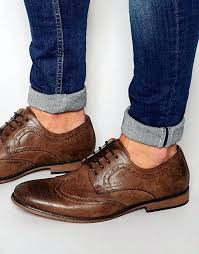 Mens River Island Boat Shoes Sale Review Brogues In Brown