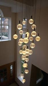 latest chandelier designs decoration contemporary crystal chandelier decorating area around staircase in modern home design choosing