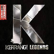 Kerrang Radio Chart Kerrang Legends