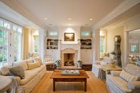 interior design ideas living room fireplace. Fancy Living Room With Fireplace And Cherry Bookcase Also Using Cozy Interior Design Ideas C