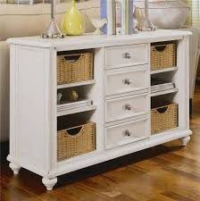 sofa table with storage. Console Table With 4 Drawers And Baskets Sofa Storage I