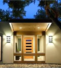 modern outdoor lighting wall sconce contemporary simple tree splendid exterior hanging sconces o86