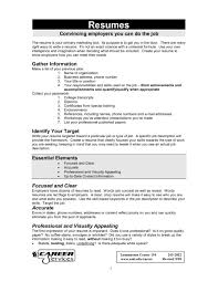Examples Of Good Resumes Good Resume Examples For Jobs Examples of Resumes 52