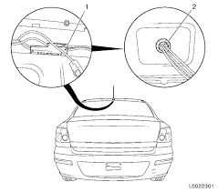 N electrical equipment and instruments > munication navigation > radio > repair instructions > replace rear aerial roof aerial l69