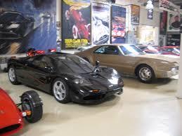 garage inside with car. Inside Jay Leno\u0027s Garage With Car