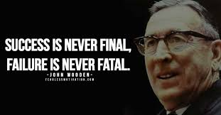 John Wooden Quotes Beauteous 48 Inspirational John Wooden Quotes Fearless Motivation