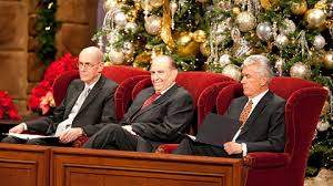 First Presidency's Christmas Devotional