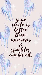 Wallpapers iPhone Cute Girly Unicorn ...