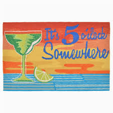 kohls outdoor rugs lovely manne frontporch it s 5 o clock somewhere indoor outdoor rug