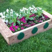 cedar garden box. Garden, Box With Peep Holes, Cedar Garden