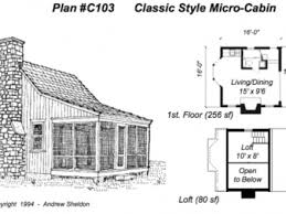 Tiny House Plans And Homes  Floor Plan Designs For Tiny Houses At Micro Cottage Plans