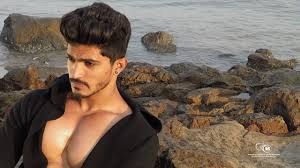 indian hot male model meer hayat khan video folio by prashant samtani photography