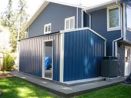 metal carport at side of house coquitlam bc pro tec sheet metal